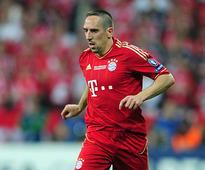 Bayern aren't done yet  Ribery