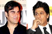 Shahrukh Khan to team up with Arbaaz
