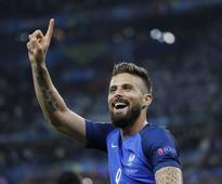 Euro 2016: From Olivier Giroud to Ricardo Quaresma, the tattoo stars of the tournament