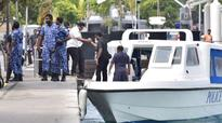 Adheeb in capital for first time after arrest