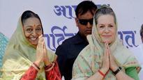 Why didn't Cong make Meira Kumar president when in power: BJP