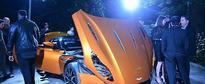 Aston Martin DB11 Beverly Hills Launch Event Puts Focus on Design