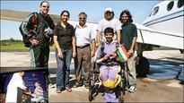 Education triumphs disability