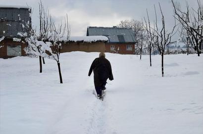 Freezing cold leaves Kashmir shivering