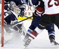 Blue Jackets sweep series from Coyotes with 4-1 win