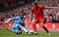 Liverpool frustrated by West Ham