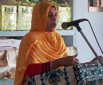 Will not be cowed down by death threats: India's first woman Imam