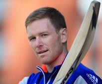 Captain Eoin Morgan: England in a really good place at the moment