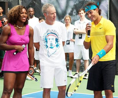 McEnroe refuses to apologise to Serena, suggests a 'solution'