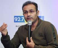 India's chance of comeback in test series is around 30%: Virendra Sehwag