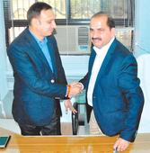 Ujjain: Dubey finally takes charge as UDA CEO