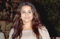 Vidya Balan enjoys 'SuperWoman' experience on radio