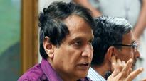 Expansion of rail services must for nation#39;s growth: Prabhu