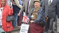 WW2 liberation veteran dies at 93
