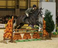 Warwickshire duo claim titles at Horse of the Year show