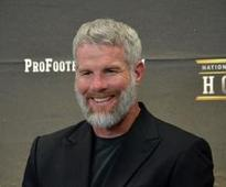 Brett Favre admits he hasn't even started his Hall of Fame speech