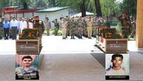 Army pays tribute to soldiers martyred in Shopian encounter