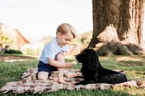 This photo of Prince George led to a meltdown on social media