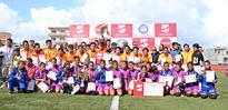 Chula Chuli, Durga win football titles