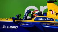 Sebastien Buemi tightens Formula E championship battle with Berlin ePrix victory
