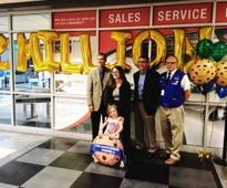 Fort Wayne International Airport Gives Out Two Millionth Arrival Cookie