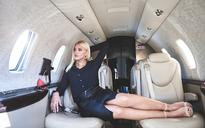 Grounded private jet for hire helps Russians fake lavish lifestyles on Instagram