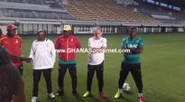 Aram Grant's arrival has motivated the Local Black Stars  Maxwell Konadu