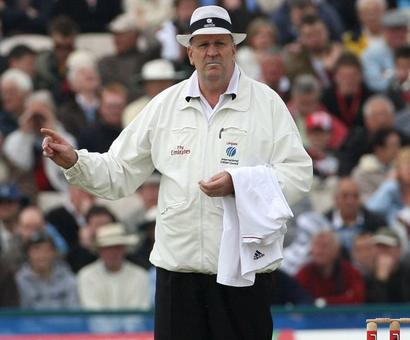 SHOCKING! Former umpire Hair guilty of stealing from employer