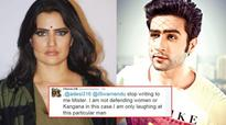 Sona Mohapatra engages in Twitter battle with Adhyayan Suman, gets trolled