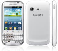 Samsung Galaxy Chat Android 4.1.2 Jelly Bean update now available in India