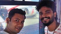 Neeraj, Aju and Biju Menon team up