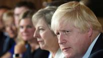 Boris Johnson pledges support to Theresa May even as clamour for her ouster increases