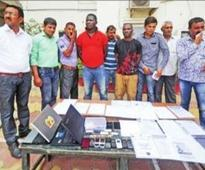 Morphing threat: Two Nigerians held