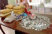 Ashaiman Police arrest 50-year-old drug peddler