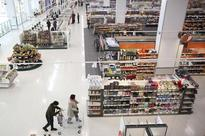 UK retail sales dive as inflation weighs, jolting sterling