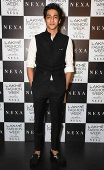 Aditya Thackeray, Ahaan Pandey: The red carpet GenNext at Lakme Fashion Week