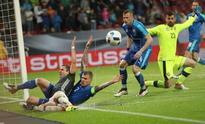 FÚTBOL AMISTOSO: ALEMANIA-ESLOVAQUIA - 1-3. Eslovaquia sorprende a Alemania