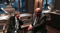 FM meets his Italian counterpart to discuss investigation in Regeni's death