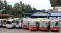 KSRTC employees to face action for interruption of service