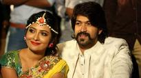 Kannada stars Radhika Pandit and Yash tie the knot after 6 years of courtship