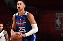 NBA Rookie Simmons Gives Nike New Weapon Against Under Armour