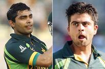 Shehzad snubbed, Umar Akmal recalled to T20 squad