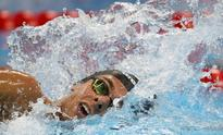 Swimming - Paltrinieri turns 1,500m freestyle into race for silver