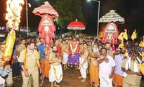 Sabarimala Kalabhabhishekam today; darshan allowed till Thursday night