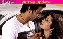 Kumkum Bhagya 25th November 2016 Full Episode, Written Update: Sarla slaps Pragya for getting pregnant