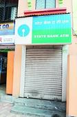 Thieves held in third ATM try