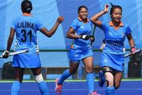 India outclass Singapore 10-0 in women's Asia Cup hockey opener