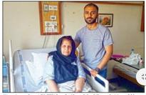 Pak man beats red tape, gets mom new knee