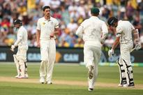 Mitchell Starc criticised for giving aggressive send-off to debutant Mitchell Santner