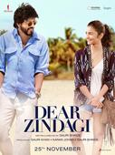 Dear Zindagi new poster: Shah Rukh Khan and Alia Bhatt's smile will beat your Monday blues
